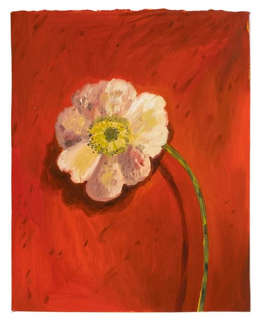 Sarah Osborne, 'White Poppy', 2019, Projet Pangée