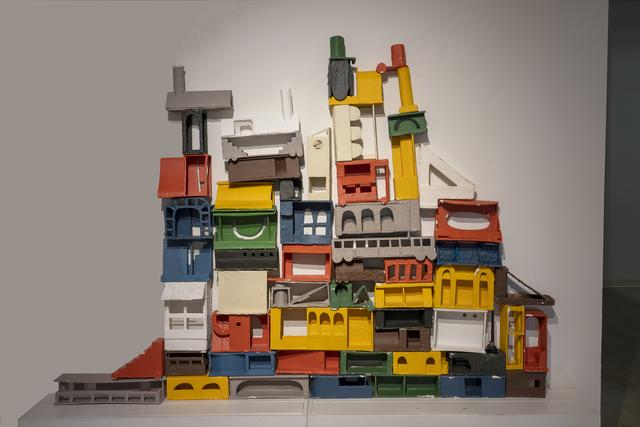 Mick Burson, 'Trein Air', 2019, Richard Levy Gallery