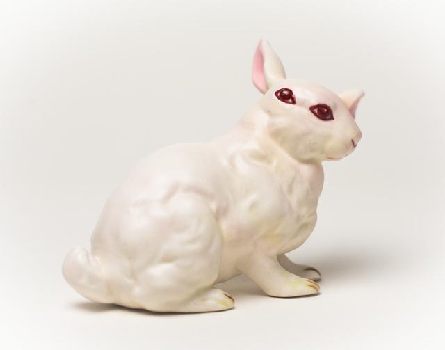 , 'White Rabbit, No. 12,' 2019, Track 16 Gallery