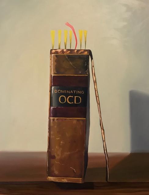 Tracey Harris, 'Dominating OCD', 2017, M.A. Doran Gallery