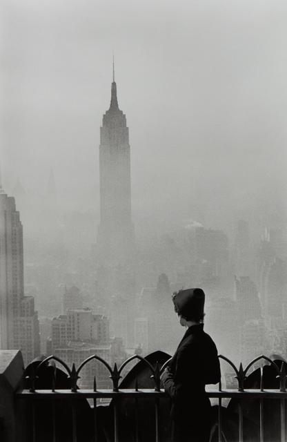Elliott Erwitt, 'New York City', 1955-printed later, Phillips