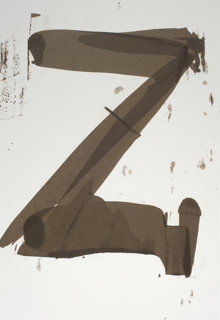 , 'Z (24),' 2015, Highpoint Editions