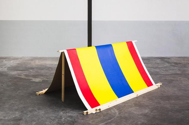 João Marçal, 'Wanda (Rainbow Valley)', 2014, Moisés Pérez De Albéniz