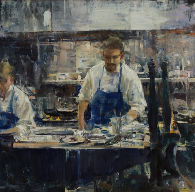 , 'Kitchen Blue,' 2016, Gallery 1261