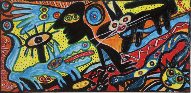 , 'Bahrani Nights,' , Salomon Arts Gallery