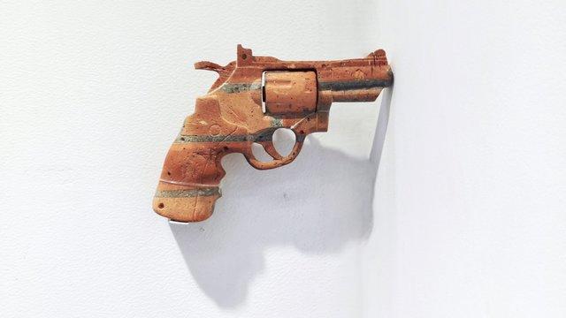 , 'Revolver,' 2016, Leo Gallery