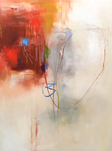 , 'Beneath My Feet,' 2016, Matthew Rachman Gallery