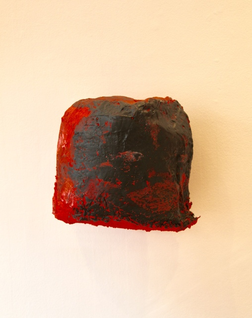 , 'Untitled Head On A Wall No. 2,' 2017, The Residence Gallery