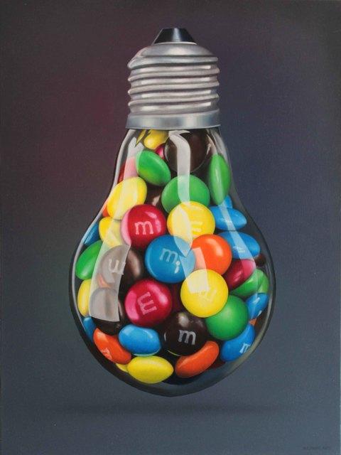 , 'Sweet Idea,' 2017, DATG Concept