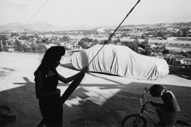 , 'La Frontera, Tijuana, México,' 1990, ROSEGALLERY
