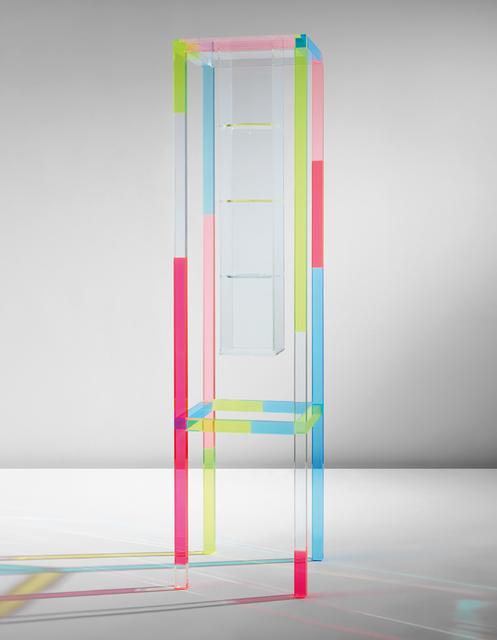 """Shiro Kuramata, '""""Cabinet de Curiosité""""', designed 1989, Phillips"""