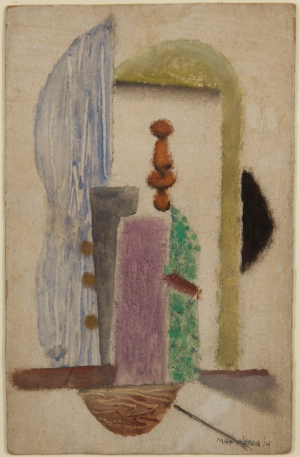 , 'Abstract,' 1914, ACA Galleries
