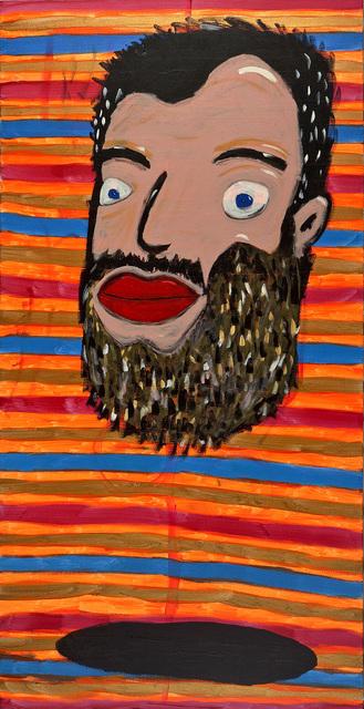 , 'Fish Self Portrait,' 2015, Rosenfeld Gallery
