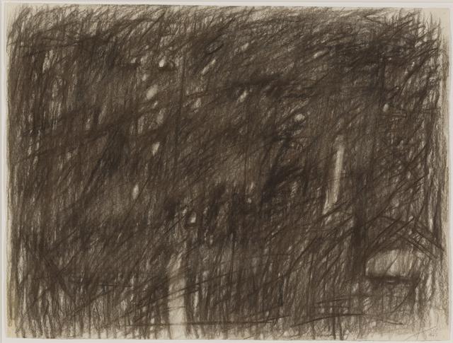 Jack Tworkov, 'Untitled (ACD)', ca. 1957, David Klein Gallery