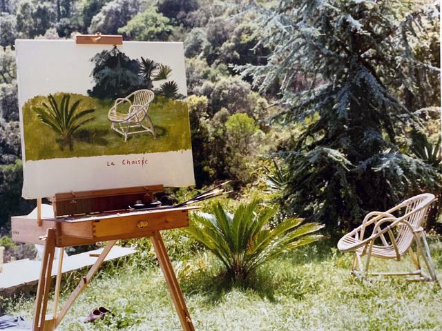 , 'Sur Le Motif,' 1974, Huxley-Parlour