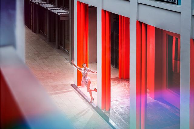 David Drebin, 'Fly with Me ', 2019, Photography, Digital C Print, Contessa Gallery