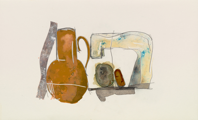 , 'Pitcher and Sewing Machine,' 2005, Pace/MacGill Gallery