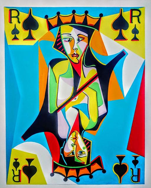 , 'Roi de Pique,' 2016, BOCCARA ART
