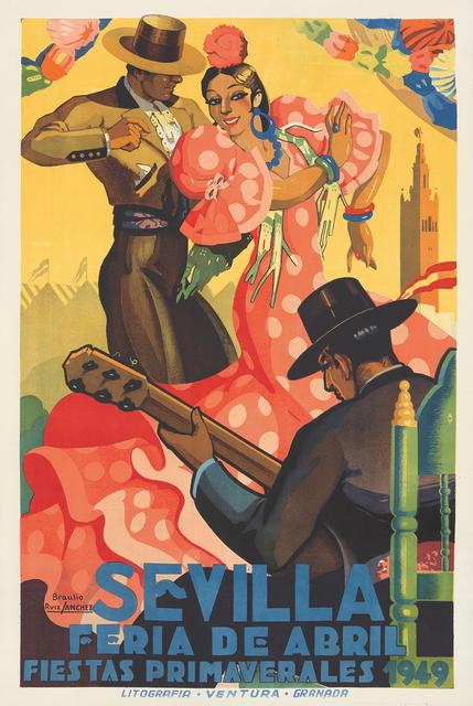 , 'Sevilla.,' 1949, Rennert's Gallery
