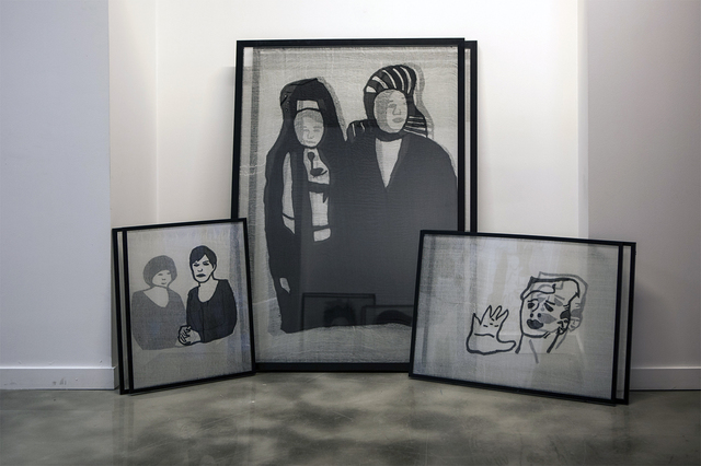 , 'Holographic Recording,' 2014, Galeri NON