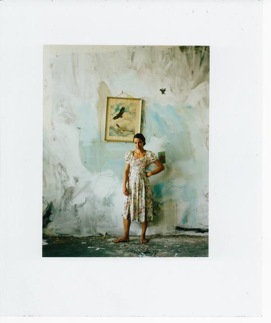 , 'Untitled #327 (Claudia),' 2018, Galerie Sabine Knust