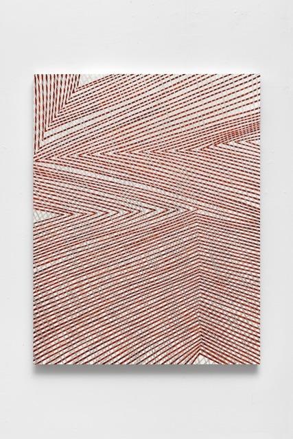 , 'ZigZig Mirror,' 2014, Galleri Urbane