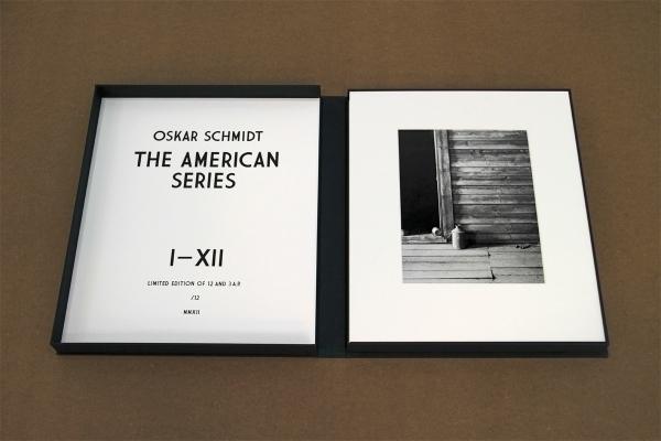, 'Edition Box: The American Series I- XII,' 2011, SCHEUBLEIN + BAK