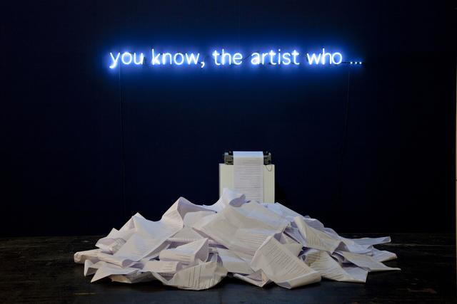 Isabelle Le Minh, 'Listing', 2005, Galerie Christophe Gaillard