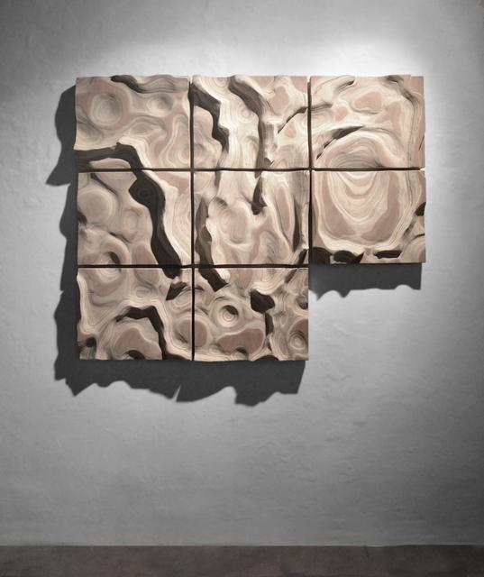 Carlos Nicanor, 'Cartografía de la Isla de las Tortugas', 2017, Galería Artizar