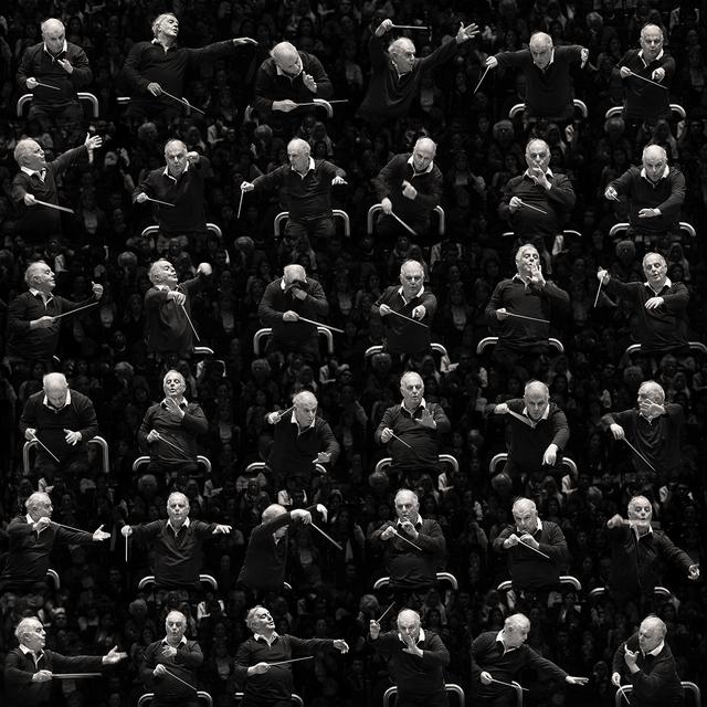 , 'Daniel Barenboim,' 2018, MAMAN Fine Art Gallery