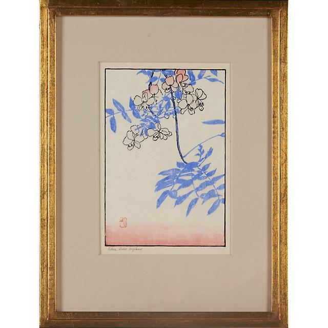 "Edna Boies Hopkins, '""Acacia""', ca. 1906-07, Rago/Wright"