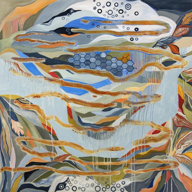 , 'Roots of Feelings XIII,' 2015, Walter Wickiser Gallery