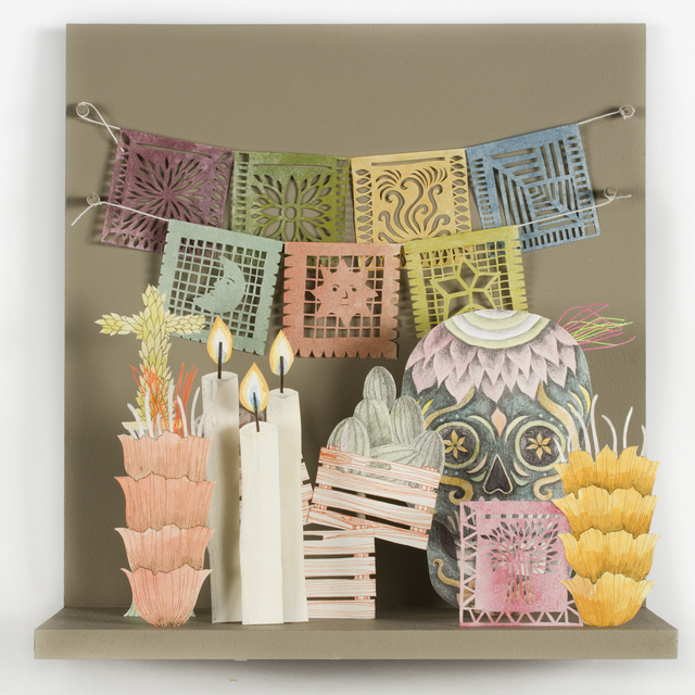 , 'Day of the Dead,' 2019, Beatriz Esguerra Art