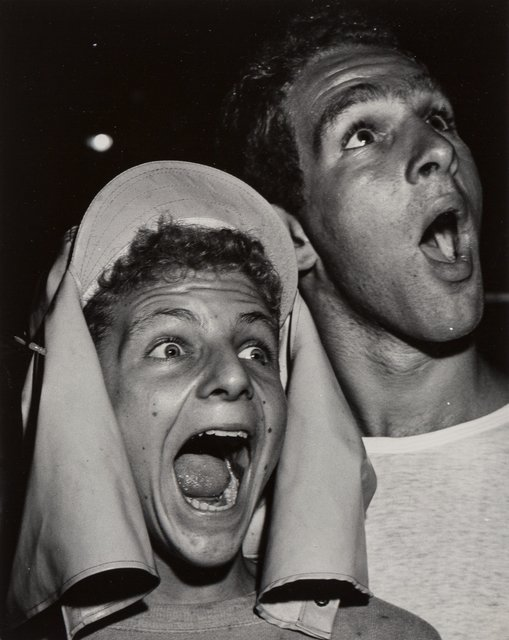 Weegee, 'Boys at Premiere, Los Angeles', circa 1951, Heritage Auctions