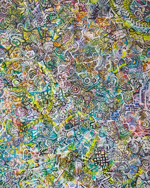 , 'Void Hypnotism,' 2016, Duane Reed Gallery