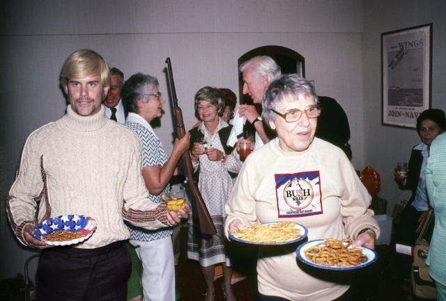David LaChapelle, 'Recollections in America: Party Snacks & Rifle, Los Angeles', 2006, Galerie Bene Taschen