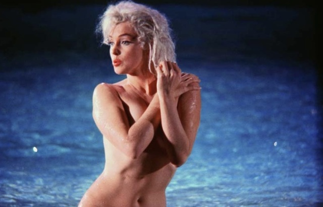 Lawrence Schiller, 'Marilyn Monroe (Cover-Up)', 1962, Mouche Gallery