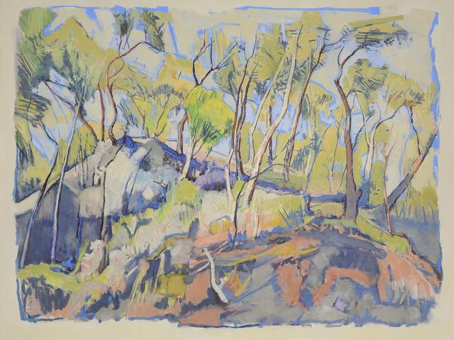 , 'At the Ridge ,' 2017, Charles Nodrum Gallery