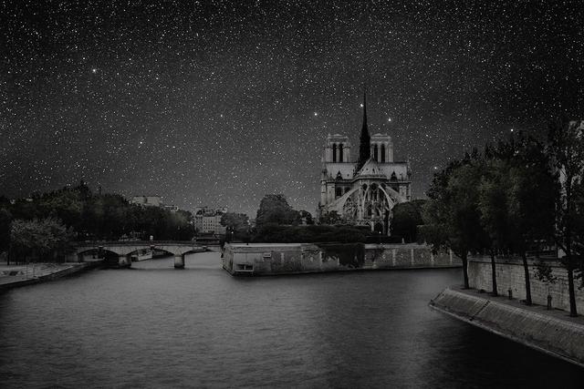 , 'Paris 48° 51' 03'' N 2012-07-19 lst 19:46,' , Danziger Gallery