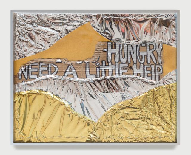 , 'Need a Little Help,' 2018, Marie Kirkegaard Gallery