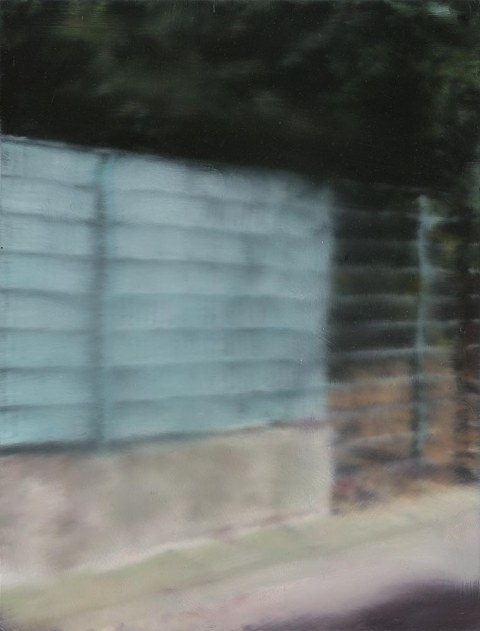, 'Fence (P13),' 2015, Gormleys Fine Art