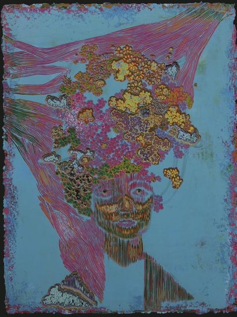 , '时间逝不去的意念 No.11 (Unceasing Thoughts No. 11),' 2017, Ode to Art