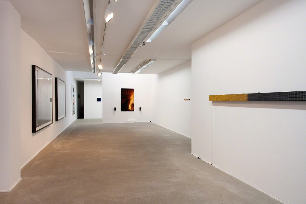 Exhibition overview Winterreise @ AKINCI, photo Wytske van Keulen