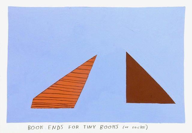 , 'book ends,' 2017, Uprise Art