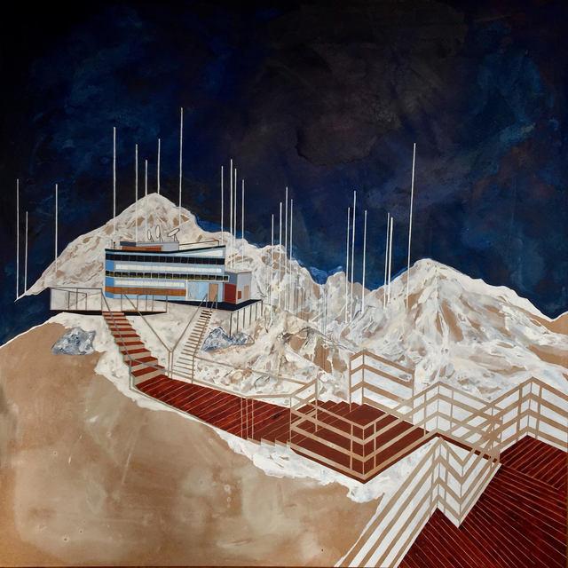 , 'Sulphur Mountain,' 2017, Arusha Gallery
