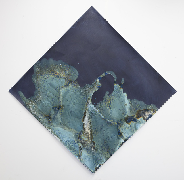, 'Littoral Drift 1298 (Fletcher Bay Road End, WA 06.30.19, Churning Tide),' 2019, Yossi Milo Gallery