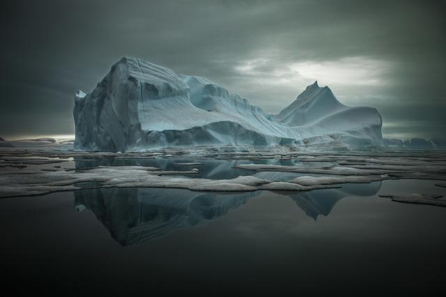 , 'ICEBERG XVIII – Greenland ,' 2010, NextStreet Gallery