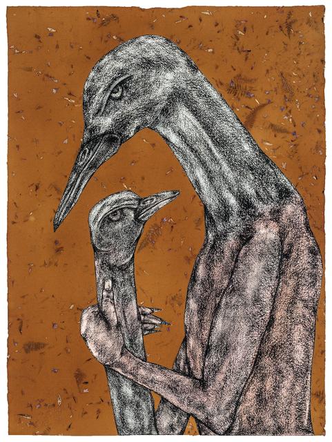 Carlos Fragoso, 'Father and Son', 2016, Jason McCoy Gallery