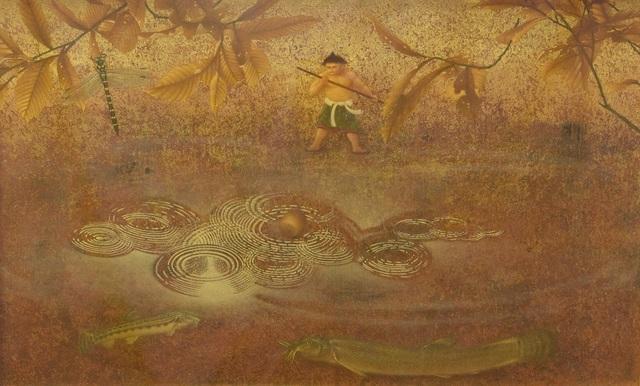 , 'Dongurikorokoro,' 2017, Gallery Seizan