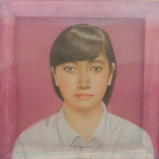 , 'Portrait 3,' 2017, Art Vietnam Gallery